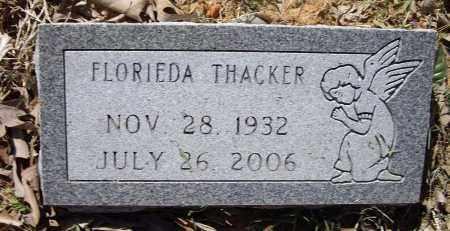 THACKER, ALMA FLORIEDA - Lawrence County, Arkansas   ALMA FLORIEDA THACKER - Arkansas Gravestone Photos