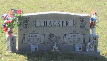 THACKER, GERALD JAMES - Lawrence County, Arkansas | GERALD JAMES THACKER - Arkansas Gravestone Photos