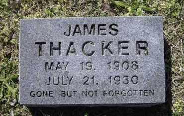 THACKER, JOHN JAMES - Lawrence County, Arkansas | JOHN JAMES THACKER - Arkansas Gravestone Photos