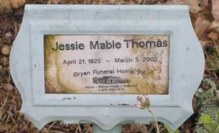 THOMAS, JESSIE MABLE - Lawrence County, Arkansas | JESSIE MABLE THOMAS - Arkansas Gravestone Photos