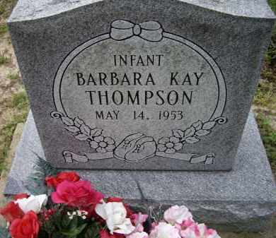THOMPSON, BARBARA KAY - Lawrence County, Arkansas | BARBARA KAY THOMPSON - Arkansas Gravestone Photos