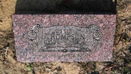 THOMPSON, FLOSSIE - Lawrence County, Arkansas | FLOSSIE THOMPSON - Arkansas Gravestone Photos