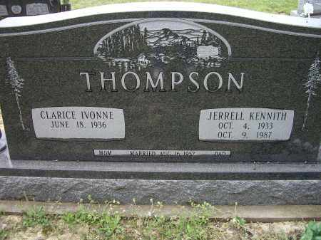 THOMPSON, JERRELL KENNITH - Lawrence County, Arkansas | JERRELL KENNITH THOMPSON - Arkansas Gravestone Photos