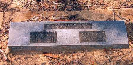THOMPSON, JEWELL ISRAEL - Lawrence County, Arkansas | JEWELL ISRAEL THOMPSON - Arkansas Gravestone Photos
