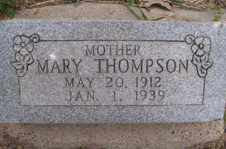 THOMPSON, MARY - Lawrence County, Arkansas | MARY THOMPSON - Arkansas Gravestone Photos