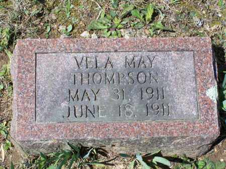 THOMPSON, VELA MAY - Lawrence County, Arkansas | VELA MAY THOMPSON - Arkansas Gravestone Photos