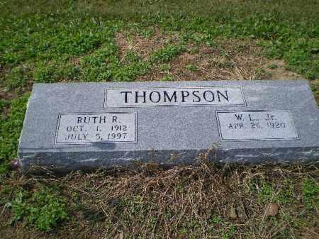 THOMPSON, RUTH R. - Lawrence County, Arkansas | RUTH R. THOMPSON - Arkansas Gravestone Photos