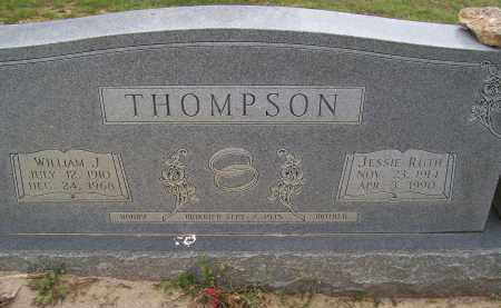 THOMPSON, JESSIE RUTH - Lawrence County, Arkansas | JESSIE RUTH THOMPSON - Arkansas Gravestone Photos