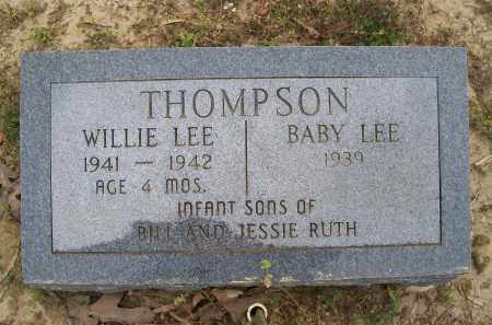 THOMPSON, WILLIE LEE - Lawrence County, Arkansas | WILLIE LEE THOMPSON - Arkansas Gravestone Photos