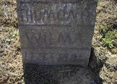 THURMOND, WILMA - Lawrence County, Arkansas | WILMA THURMOND - Arkansas Gravestone Photos