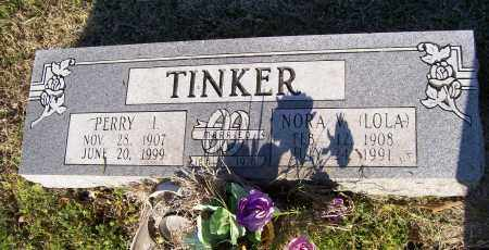 TINKER, PERRY ISAAC - Lawrence County, Arkansas | PERRY ISAAC TINKER - Arkansas Gravestone Photos