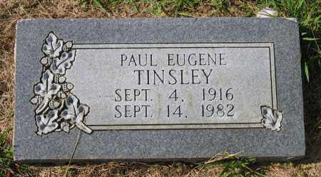 TINSLEY, PAUL EUGENE - Lawrence County, Arkansas | PAUL EUGENE TINSLEY - Arkansas Gravestone Photos