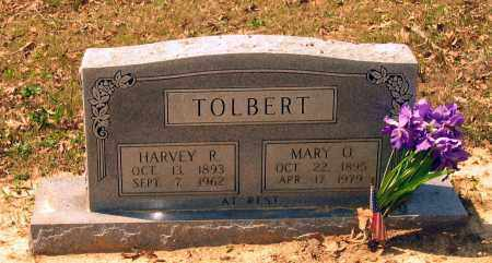 TOLBERT, MARY OVELAH - Lawrence County, Arkansas | MARY OVELAH TOLBERT - Arkansas Gravestone Photos