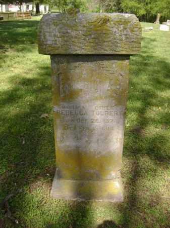 TOLBERT, REBECCA - Lawrence County, Arkansas | REBECCA TOLBERT - Arkansas Gravestone Photos