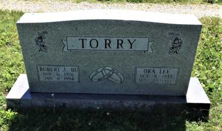 "TORRY III, ROBERT JAMES ""JIM"" - Lawrence County, Arkansas 