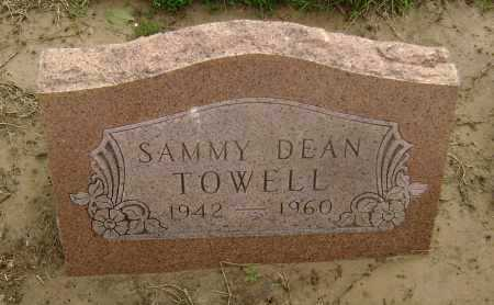 TOWELL, SAMMY DEAN - Lawrence County, Arkansas | SAMMY DEAN TOWELL - Arkansas Gravestone Photos