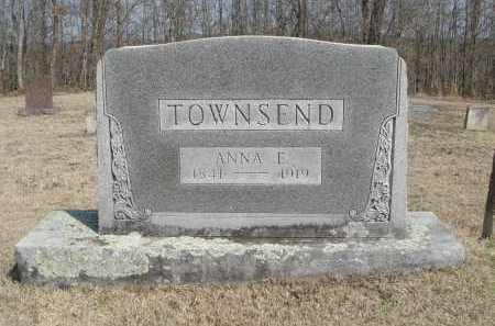 TOWNSEND, ANNA ELIZA - Lawrence County, Arkansas | ANNA ELIZA TOWNSEND - Arkansas Gravestone Photos