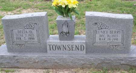 TOWNSEND, EUNICE - Lawrence County, Arkansas | EUNICE TOWNSEND - Arkansas Gravestone Photos