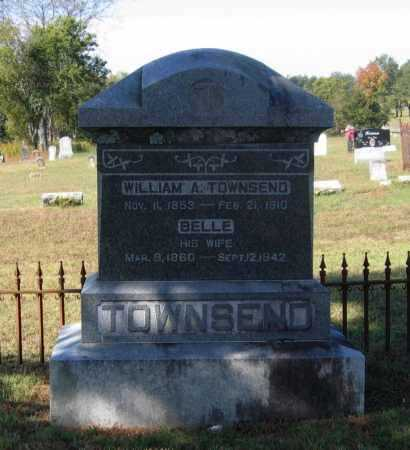 TOWNSEND, WILLIAM ALEXANDER - Lawrence County, Arkansas | WILLIAM ALEXANDER TOWNSEND - Arkansas Gravestone Photos