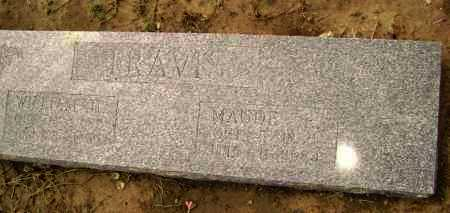 TRAVIS, WILLIAM H. - Lawrence County, Arkansas | WILLIAM H. TRAVIS - Arkansas Gravestone Photos