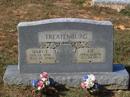 TREATENBURG, MARY ELIZABETH EMERICK FOSTER - Lawrence County, Arkansas | MARY ELIZABETH EMERICK FOSTER TREATENBURG - Arkansas Gravestone Photos