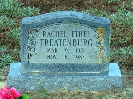 TREATENBURG, RACHEL ETHEL - Lawrence County, Arkansas | RACHEL ETHEL TREATENBURG - Arkansas Gravestone Photos