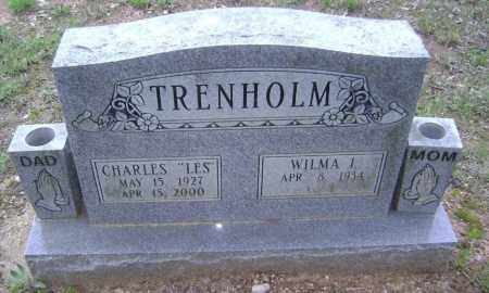 "TRENHOLM, CHARLES ""LES"" - Lawrence County, Arkansas 