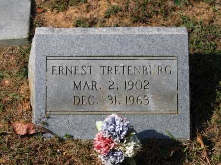 "TRETENBURG, ERNEST ""BUTCH"" - Lawrence County, Arkansas 