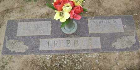 TRIBBLE, CLAUDE - Lawrence County, Arkansas | CLAUDE TRIBBLE - Arkansas Gravestone Photos