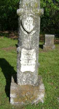 TRIBBLE, LOU ELLEN - Lawrence County, Arkansas | LOU ELLEN TRIBBLE - Arkansas Gravestone Photos