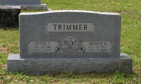 "TRIMMER, ARTHUR MARION ""DOC"" - Lawrence County, Arkansas 