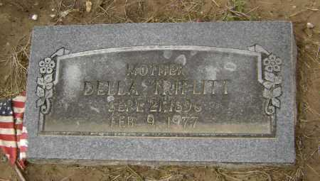 TRIPLITT, DELLA - Lawrence County, Arkansas | DELLA TRIPLITT - Arkansas Gravestone Photos