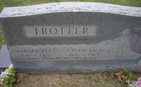 TROTTER, BARNEY LEE - Lawrence County, Arkansas | BARNEY LEE TROTTER - Arkansas Gravestone Photos
