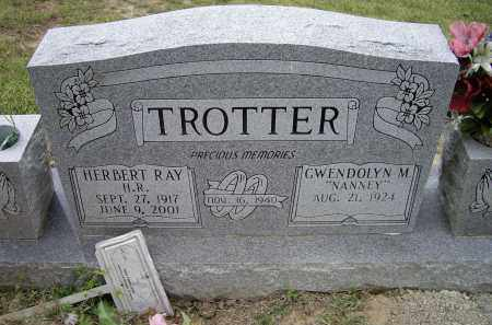 TROTTER, HERBERT RAY - Lawrence County, Arkansas | HERBERT RAY TROTTER - Arkansas Gravestone Photos