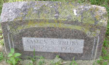 TRUBY, JAMES S. - Lawrence County, Arkansas | JAMES S. TRUBY - Arkansas Gravestone Photos