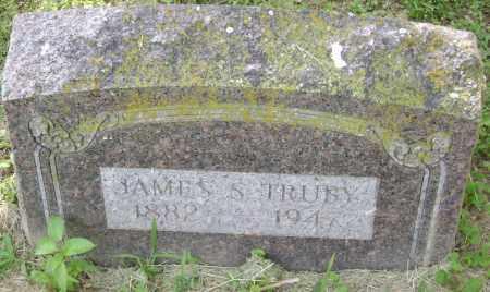 TRUBY, JAMES S. - Lawrence County, Arkansas   JAMES S. TRUBY - Arkansas Gravestone Photos