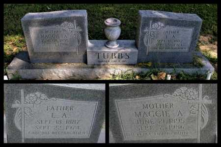 """TUBBS, LEANDER A.  """"L. A."""" - Lawrence County, Arkansas   LEANDER A.  """"L. A."""" TUBBS - Arkansas Gravestone Photos"""