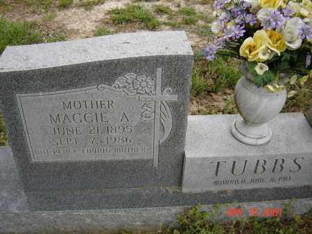 TUBBS, MAGGIE ALICE - Lawrence County, Arkansas | MAGGIE ALICE TUBBS - Arkansas Gravestone Photos