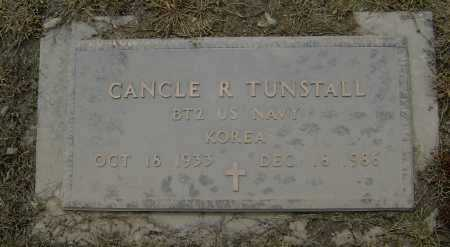 TUNSTALL  (VETERAN KOR), CANCLE ROOSEVELT - Lawrence County, Arkansas | CANCLE ROOSEVELT TUNSTALL  (VETERAN KOR) - Arkansas Gravestone Photos