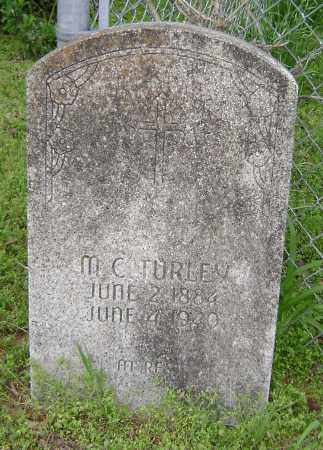 "TURLEY, MARION CURTIS ""M. C."" - Lawrence County, Arkansas 