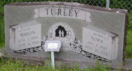 MCCARTY TURLEY, NORA - Lawrence County, Arkansas | NORA MCCARTY TURLEY - Arkansas Gravestone Photos