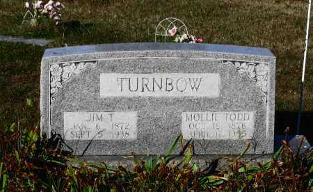 "TODD TURNBOW, MARY ELIZABETH ""MOLLIE"" - Lawrence County, Arkansas 