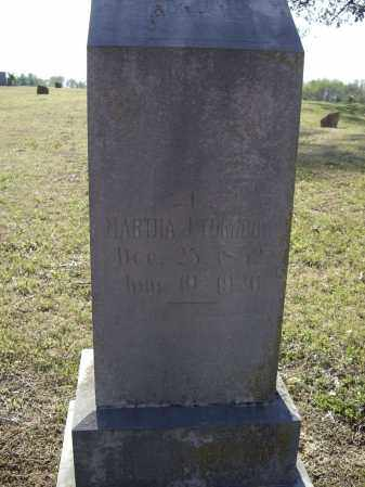 FORTENBERRY TURNBOW, MARTHA J. - Lawrence County, Arkansas | MARTHA J. FORTENBERRY TURNBOW - Arkansas Gravestone Photos