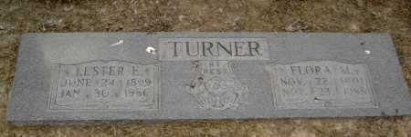 TURNER, FLORA M. - Lawrence County, Arkansas | FLORA M. TURNER - Arkansas Gravestone Photos