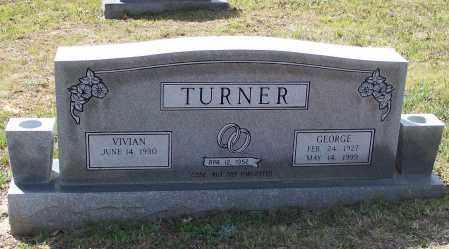 TURNER, GEORGE T. - Lawrence County, Arkansas | GEORGE T. TURNER - Arkansas Gravestone Photos