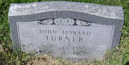 TURNER, JOHN HOWARD - Lawrence County, Arkansas | JOHN HOWARD TURNER - Arkansas Gravestone Photos