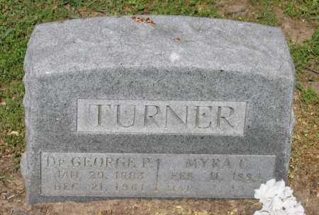 TURNER, MYRA C. - Lawrence County, Arkansas | MYRA C. TURNER - Arkansas Gravestone Photos