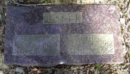 TYLER, ETHEL - Lawrence County, Arkansas | ETHEL TYLER - Arkansas Gravestone Photos
