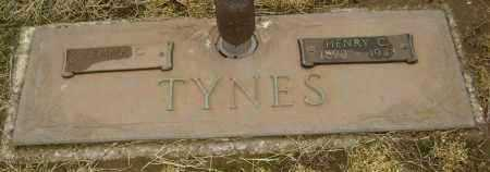 TYNES, HENRY CLYDE - Lawrence County, Arkansas | HENRY CLYDE TYNES - Arkansas Gravestone Photos