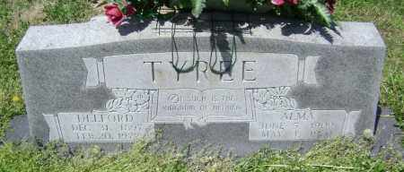 TYREE, ALMA - Lawrence County, Arkansas | ALMA TYREE - Arkansas Gravestone Photos